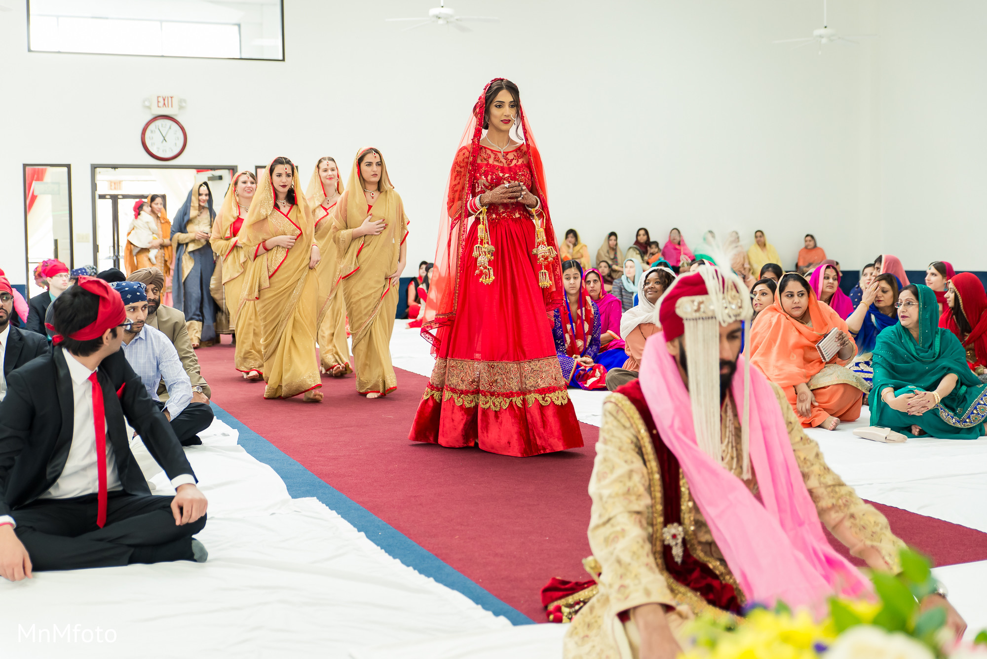 Punjabi Wedding Traditions Gifts Gift Ftempo Inspiration Photo Gallery Indian Weddings Traditional Sikh R2serverfo