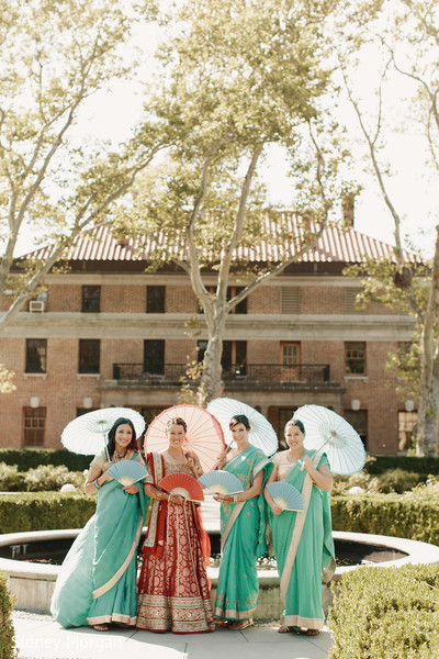 bridal party,bridesmaids,bridesmaids sarees,bridesmaids saris