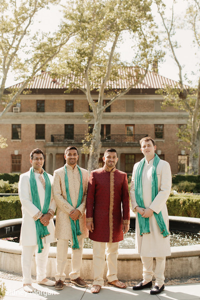 groomsmen,groomsmen fashion,fusion wedding,fusion indian wedding