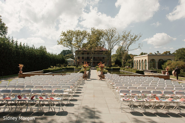 Venue in Staten Island, NY Indian Fusion Wedding by Sidney Morgan Photography
