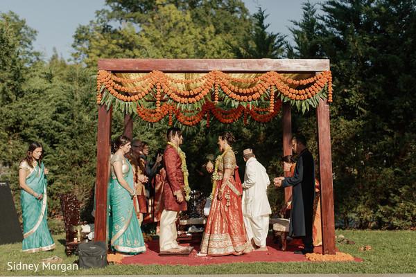 fusion wedding,fusion indian wedding,outdoor wedding,outdoor wedding ceremony