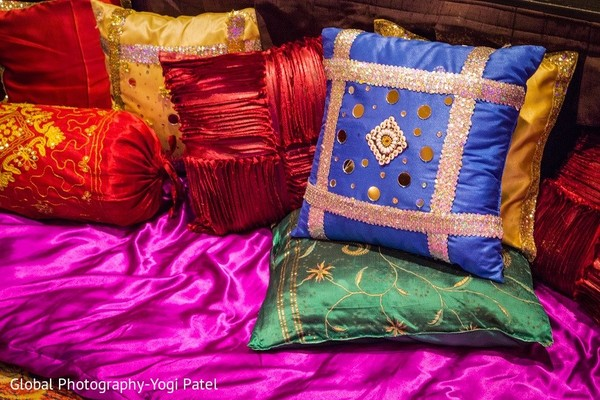 Garba Decor in Scottsdale, AZ Indian Wedding by Global Photography