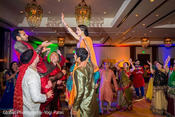 Garba in Scottsdale, AZ Indian Wedding by Global Photography
