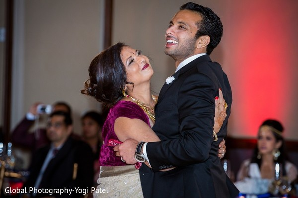 Reception in Scottsdale, AZ Indian Wedding by Global Photography
