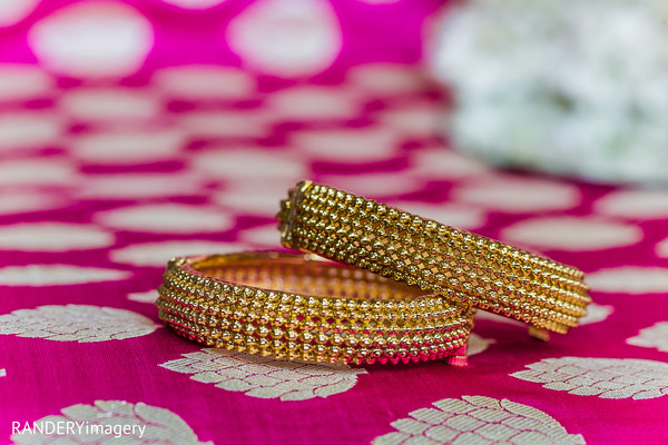 Bridal Jewelry in Long Beach, CA Indian Wedding by RANDERYimagery