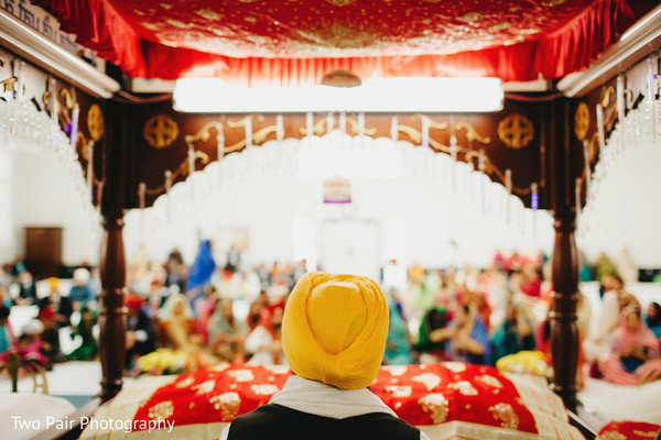 Sikh wedding in Dallas, TX Indian Wedding by Two Pair Photography