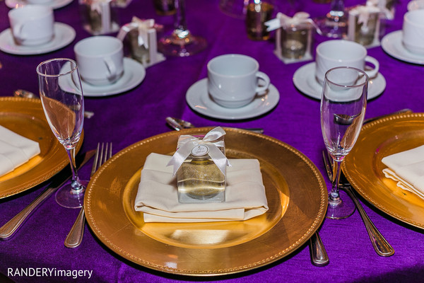 reception,indian wedding reception,planning and design,favors,table setting