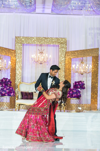 reception portraits,indian wedding reception portraits