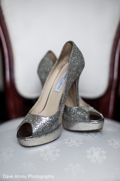 Shoes in Ontario, CA Indian Wedding by Dave Abreu Photography