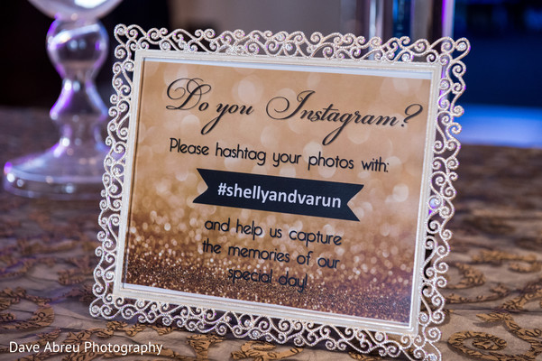 Signs in Ontario, CA Indian Wedding by Dave Abreu Photography