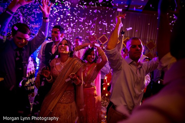 Reception in Tulsa, OK Indian Wedding by Morgan Lynn Photography