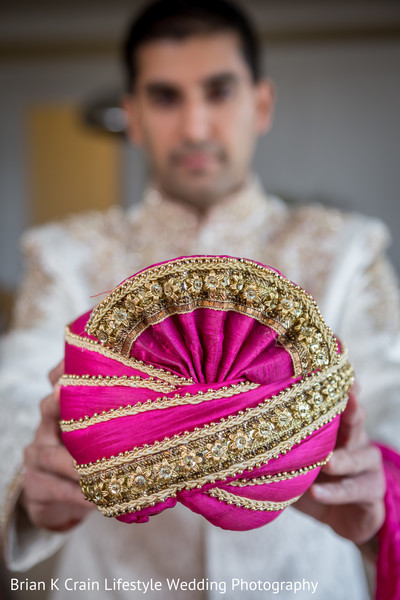 Groom Fashion in Memphis, TN Indian Wedding by Brian K Crain Lifestyle Wedding Photography