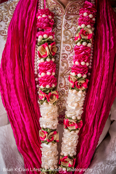 Jai Mala in Memphis, TN Indian Wedding by Brian K Crain Lifestyle Wedding Photography