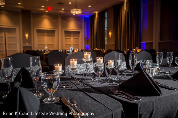 Decor Details in Memphis, TN Indian Wedding by Brian K Crain Lifestyle Wedding Photography