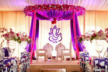 Find the best indian floral decor vendors for your for Home decor ideas for indian wedding
