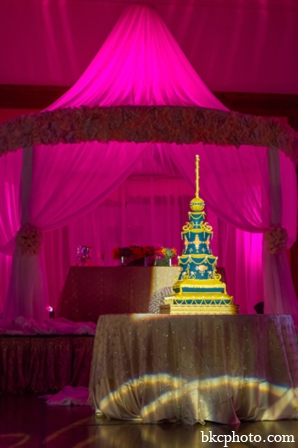 Brian,K,Crain,Photography,cakes,and,treats,Floral,&,Decor,indian,wedding,cake,indian,wedding,cakes,indian,wedding,decor,indian,wedding,decorations,Lighting,pink