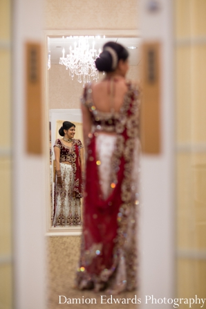 bridal,portrait,of,the,indian,bride,bridal,traditional,wedding,dress,Damion,Edwards,Photography,indian,wedding,bride,portraits,traditional,lengha