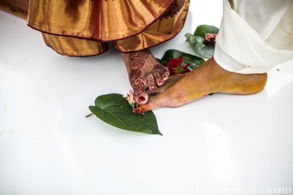 Indian wedding ceremony bride groom customs mandap