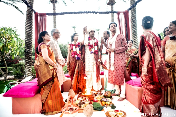 Indian wedding ceremony bride groom mandap customs rituals