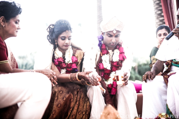 Indian wedding ceremony bride groom outdoor ceremony