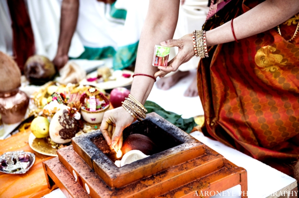 Indian wedding ceremony fire tradtional rituals