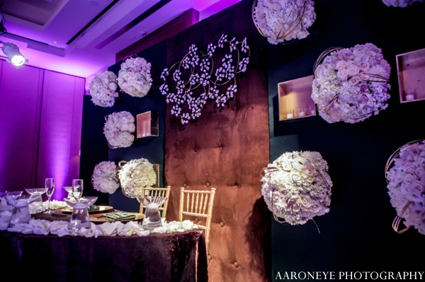 Indian wedding decor floral ideas