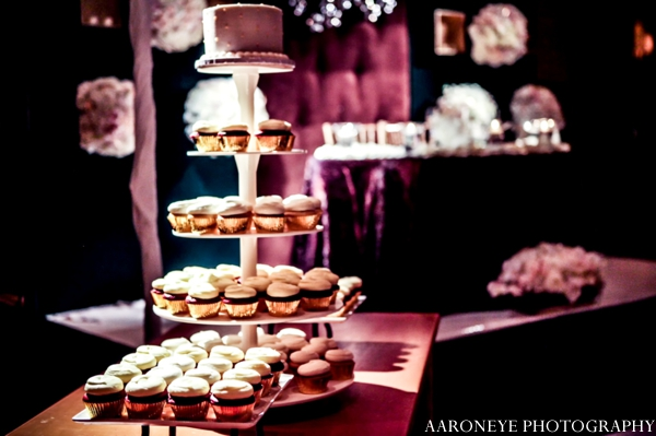 Indian wedding reception cupcakes ideas inspiration