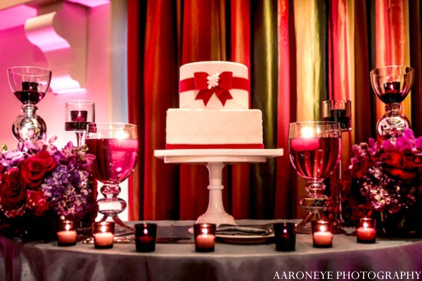 Indian wedding cake in Huntington Beach, California Sikh Wedding by Aaroneye Photography
