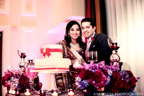 Indian wedding cakes in Huntington Beach, California Sikh Wedding by Aaroneye Photography