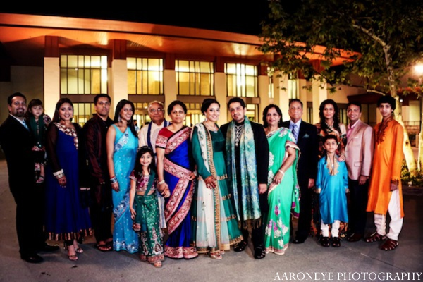 Indian wedding party in Huntington Beach, California Sikh Wedding by Aaroneye Photography
