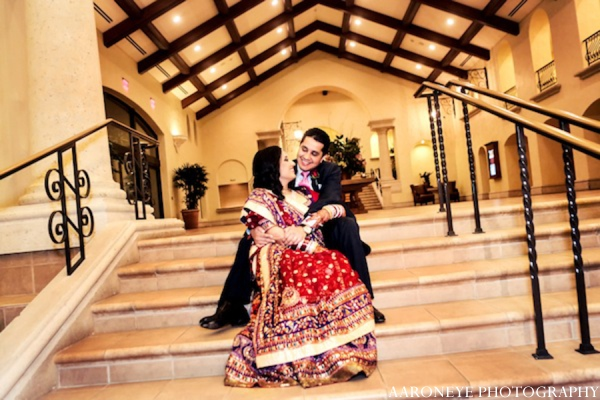 Indian wedding photos in Huntington Beach, California Sikh Wedding by Aaroneye Photography