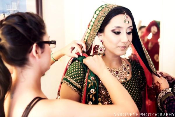 indian wedding veil