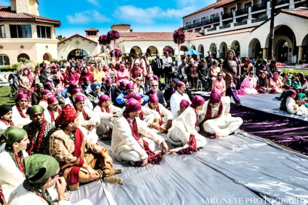 Outdoor Sikh Wedding