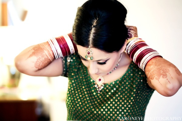 Sikh bridal outfits in Huntington Beach, California Sikh Wedding by Aaroneye Photography