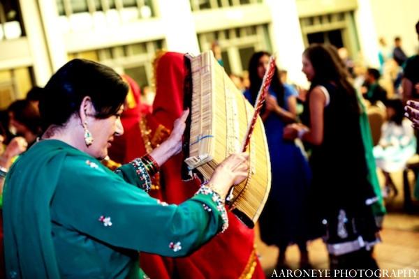 Sikh sangeet music in Huntington Beach, California Sikh Wedding by Aaroneye Photography