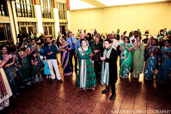 Sikh sangeet traditions in Huntington Beach, California Sikh Wedding by Aaroneye Photography