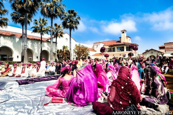 Sikh wedding ceremony in Huntington Beach, California Sikh Wedding by Aaroneye Photography
