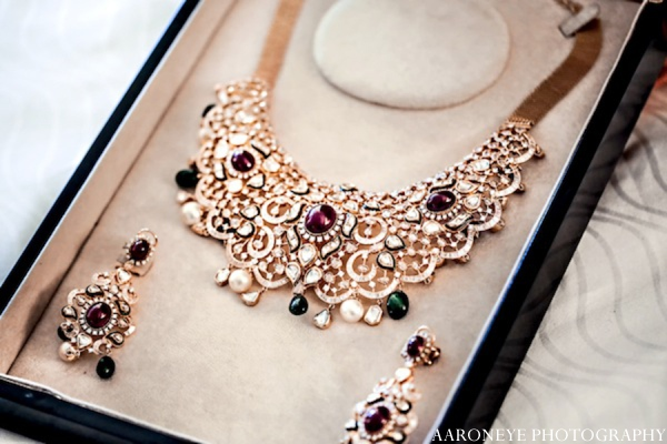 Sikh wedding jewelry in Huntington Beach, California Sikh Wedding by Aaroneye Photography