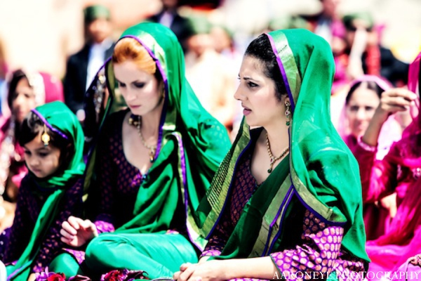 Sikh wedding outfit in Huntington Beach, California Sikh Wedding by Aaroneye Photography