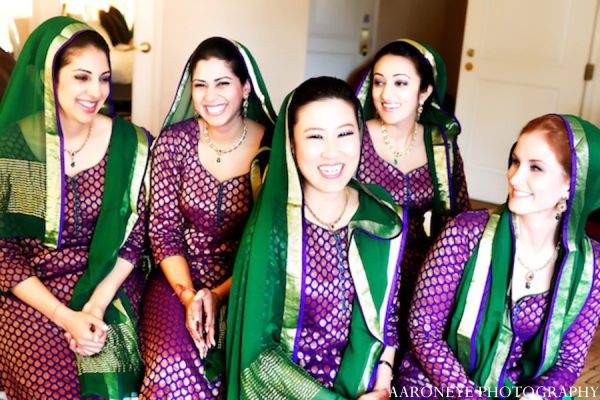 Sikh wedding outfits in Huntington Beach, California Sikh Wedding by Aaroneye Photography