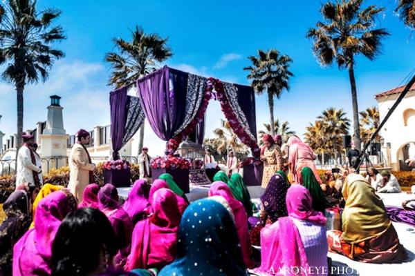 Sikh wedding photos in Huntington Beach, California Sikh Wedding by Aaroneye Photography