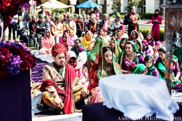 Sikh wedding traditions in Huntington Beach, California Sikh Wedding by Aaroneye Photography