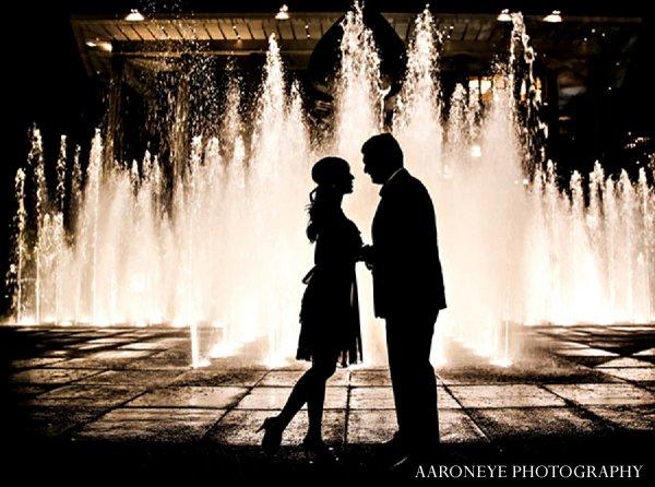 Engagement indian wedding photography bride groom in Sweetheart Sunday Winners ~ Rekha & Rajneel by Aaaroneye Photography