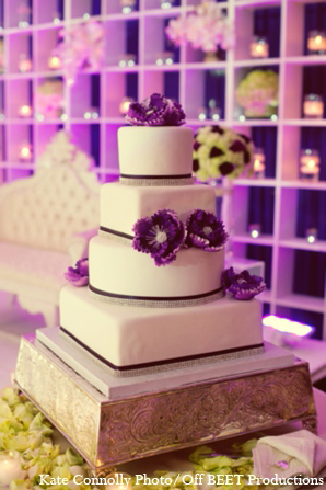 Indianweddingcakereceptionidea