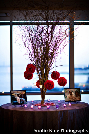 Indianweddingfloraltabledecoridea
