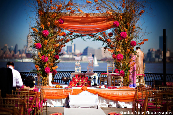 Indianweddingmandapfloralidea