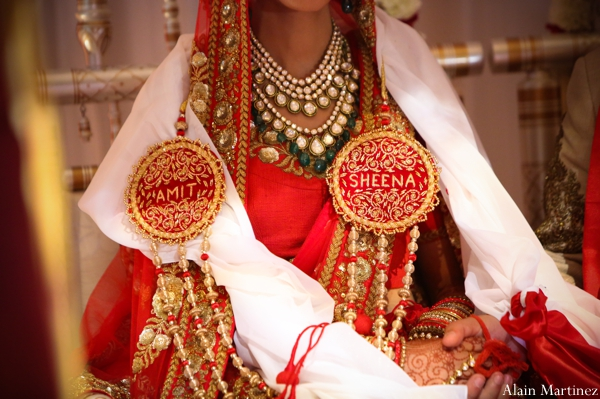 Indian wedding bridal ceremony dress customs
