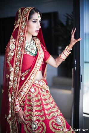 Indian wedding bridal lengha
