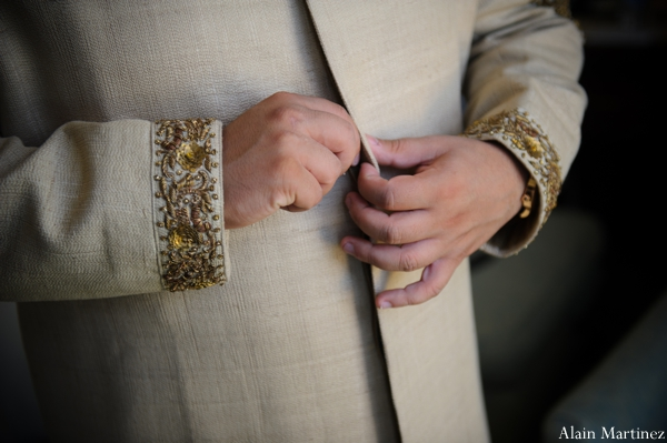 Indian wedding groom sherwani traditional