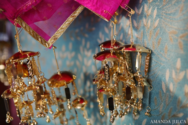 Indian wedding bridal ceremony kalira in Columbus, Ohio Indian Wedding by Amanda Julca